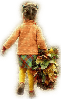 autumn child girl automne enfant