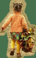 autumn child girl automne enfant