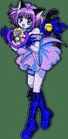Vaporwave Mew Ichigo