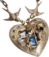 Steampunk.Coeur.Heart.Love.Deco.Jewel.Bijou.Victoriabea