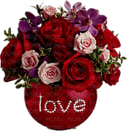 Love Flower Bouquet