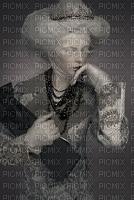 image encre femme vintage edited by me