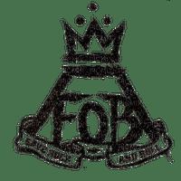 Fall Out Boy Logo // SRAR Sparkly