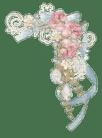 flower deco corner fleur coin