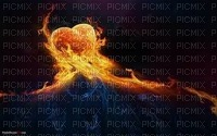 coeur de flame