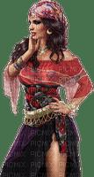 gypsy woman femme gitane