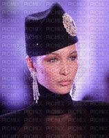 image encre couleur femme visage chapeau edited by me