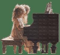 Kaz_Creations Children Friends Piano