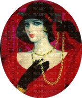 fond Vintage,cercle, ovale, rétro,Pelageya