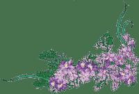Fleurs.purple.corner.coin.Deco.Victoriabea