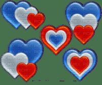 14 juillet coeur