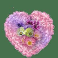 hjärta--heart--pastel