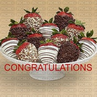 image encre happy birthday wedding chocolate graduation strawberries chocolate edited by me