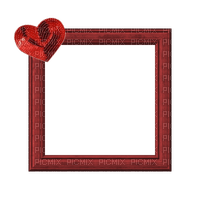 Small Red Frame