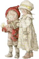 loly33 enfant noel christmas vintage children hiver winter