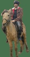 Kaz_Creations Man Homme On Horse