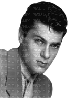homme Tony Curtis