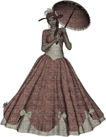 Kaz_Creations Poser Dolls Ballgown Costume Parasol Umbrella