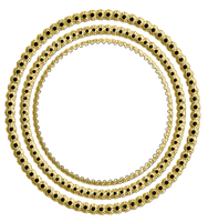 cadre frame circle vintage
