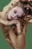 cecily-tube visage endormi femme