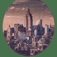 new york skyline ville paysage