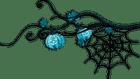 soave deco halloween pumpkin branch tree