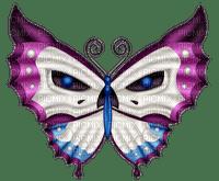 Mariposa estilizada