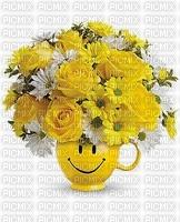image encre fleurs bouquet edited by me