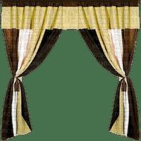 curtain rideau vorhang window fenster fenêtre  room raum espace chambre tube habitación zimmer vintage brown