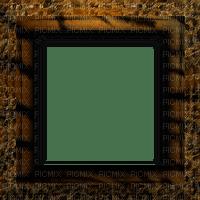 leopard frame cadre