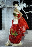 Geisha Fashion woman