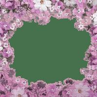 Fleurs.Pink.Cadre.Frame.Victoriabea
