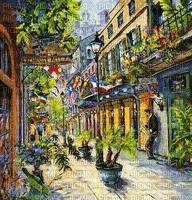 Rena Hintergrund new orleans City