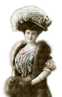 Rena Vintage Woman Frau Lady Dame