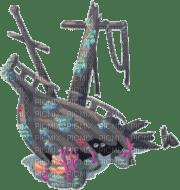sunken ship shipwreck naufrage