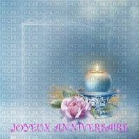 image encre joyeux anniversaire fleurs bougie edited by me