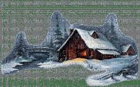 winter house maison d' hiver