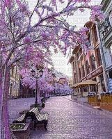 Paysage.Landscape.Ville.purple.Victoriabea