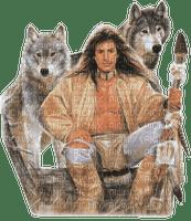 wolf wolves loup  western wild west  occidental Native American Américain de naissance        Amerikanischer Ureinwohner wilde westen ouest sauvage  tube  indian indianer indien