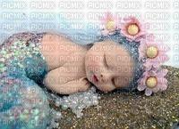 MMarcia fundo bebe sereia