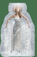 minou-woman-kvinna-donna-white-vit