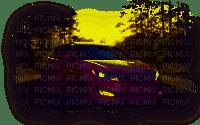 Kaz_Creations Paysage Scenery Car