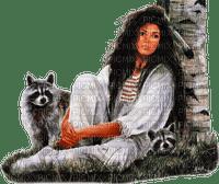 amerindienne femme  woman