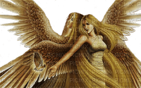 munot - gold engel - gold angel - or ange