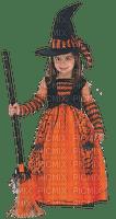 Halloween.Fille.girl.orange.Brujita.Victoriabea