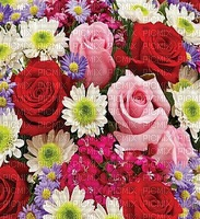 image encre fleurs texture effet edited by me