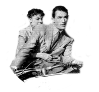Vacances Romaines movie gredory peck kathrine hepburn