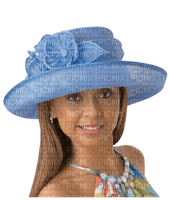 femme woman frau beauty tube human person people spring printemps frühling primavera весна wiosna hat hut chapeau cap