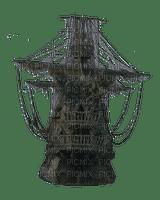 GHOST SHIP gothique bateau