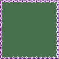 purple frame cadre violette